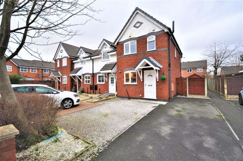 2 Bedrooms Mews House for sale in Shelley Road, Ashton, Preston, Lancashire, PR2 2BX