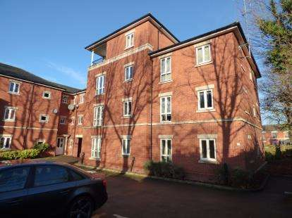 2 Bedrooms Flat for sale in Vicarage Place, 55 Ashbourne Road, Derby, Derbyshire