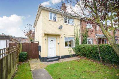 3 Bedrooms End Of Terrace House for sale in Moorland Crescent, Lincoln, Lincolnshire, .