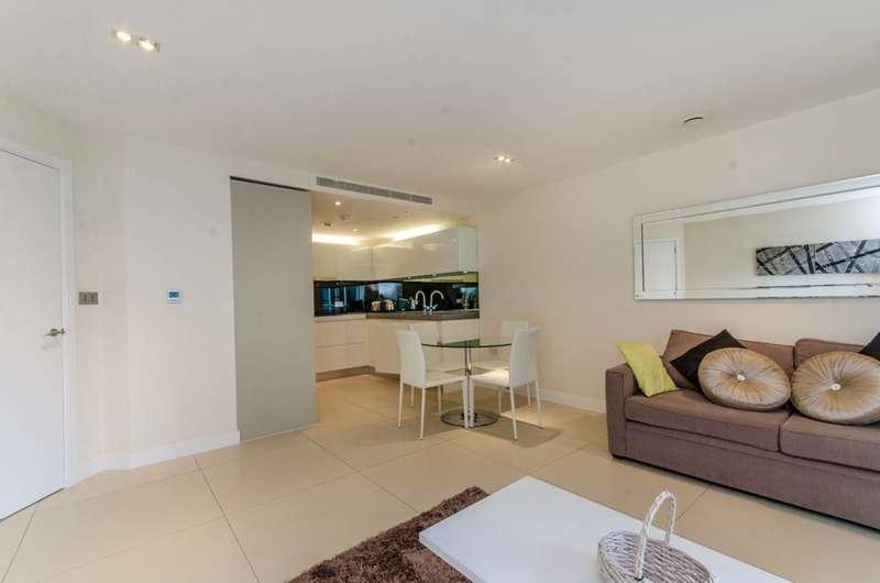 1 Bedroom Flat for rent in City Road, Old Street, EC1Y