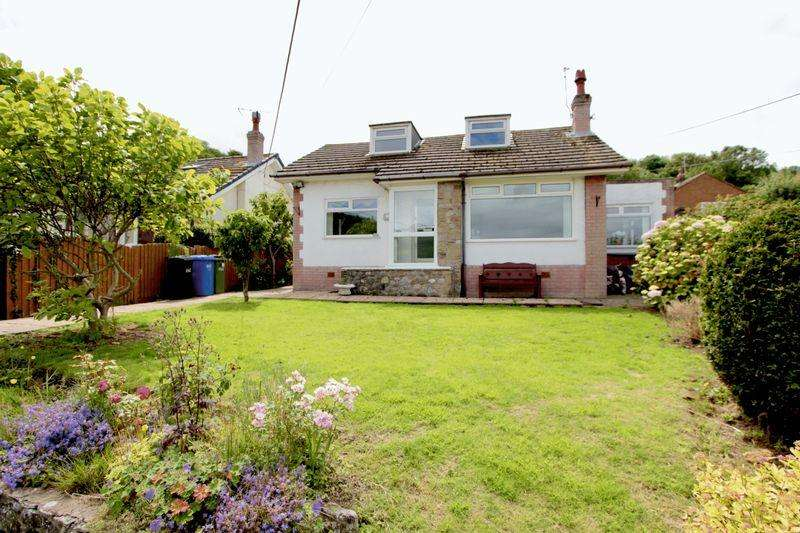 3 Bedrooms Detached Bungalow for sale in Ffordd Tanrallt, Meliden