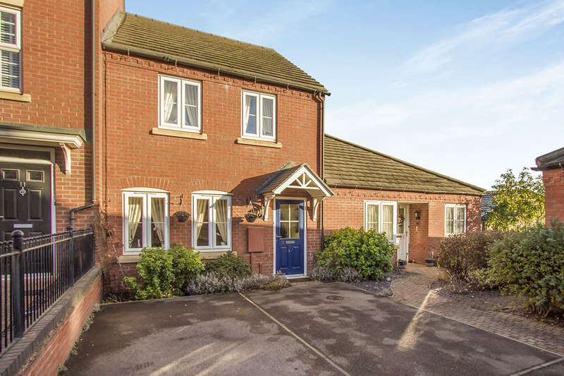 3 Bedrooms Property for sale in Woodward Close, Mountsorrel, Loughborough, LE12