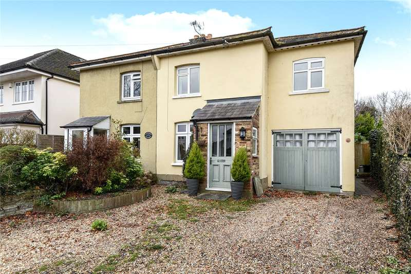 4 Bedrooms Semi Detached House for sale in Plough Lane, Harefield, Middlesex, UB9