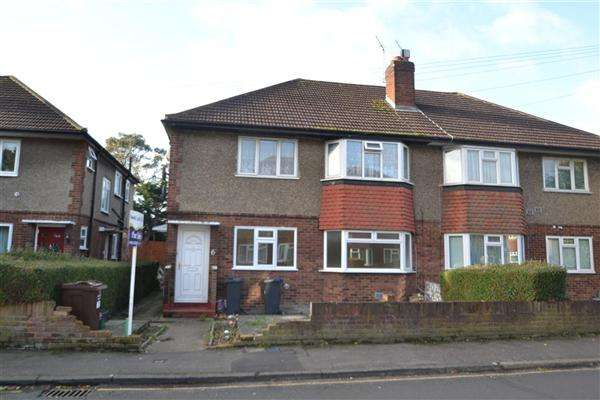 2 Bedrooms Maisonette Flat for sale in Dockwell Close, Feltham