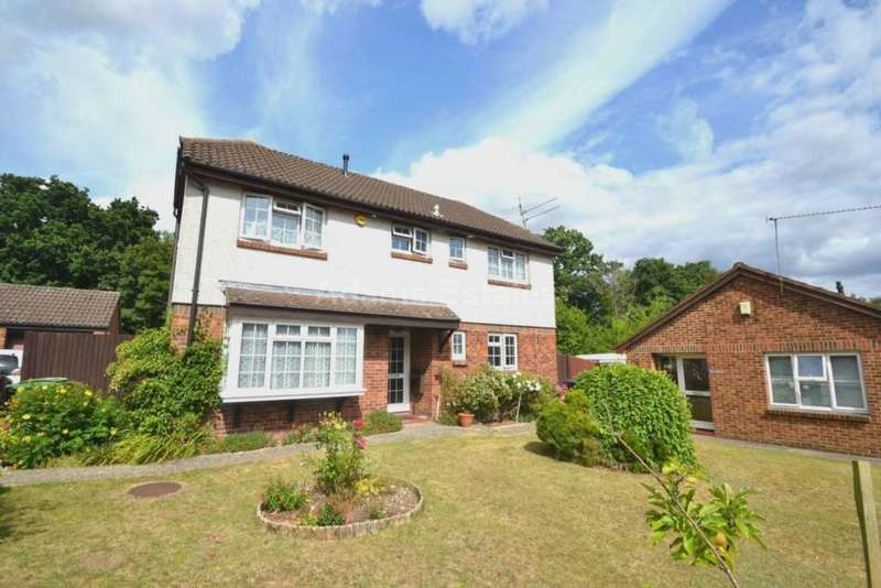4 Bedrooms Detached House for sale in Simons Close, Reading