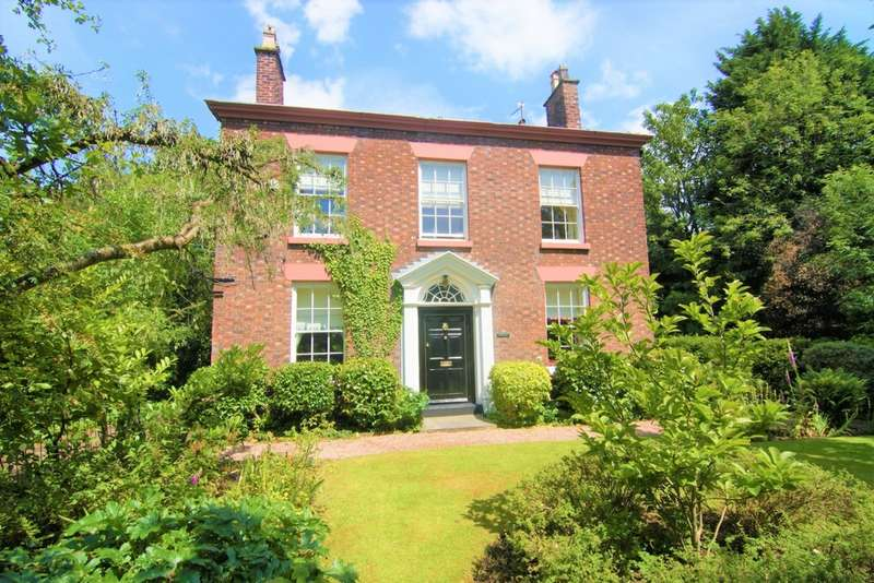 6 Bedrooms Detached House for sale in Kingsley, Halewood Road, Woolton, L25