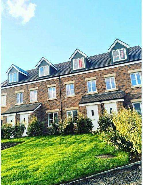 3 Bedrooms Terraced House for sale in 5 Maes Pedr, Travellers Rest, Carmarthen SA31 3BW