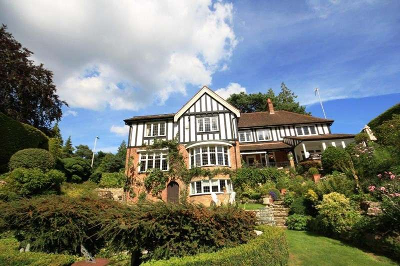 5 Bedrooms Detached House for sale in Canford Cliffs, Poole, Dorset, BH13