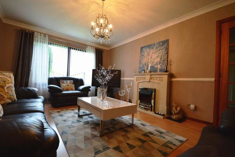 3 Bedrooms Bungalow for sale in Craigiehall Avenue, Erskine, PA8