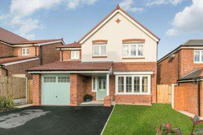 4 Bedrooms Detached House for sale in Hendre Las, Abergele, Conwy, North Wales, LL22