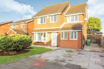 4 Bedrooms Detached House for sale in Highbury Road, St Annes, Lancashire, England, FY8
