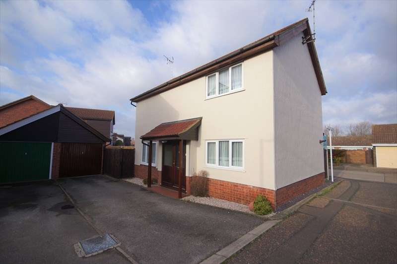 3 Bedrooms Detached House for sale in Holsworthy, Shoeburyness, Southend-On-Sea