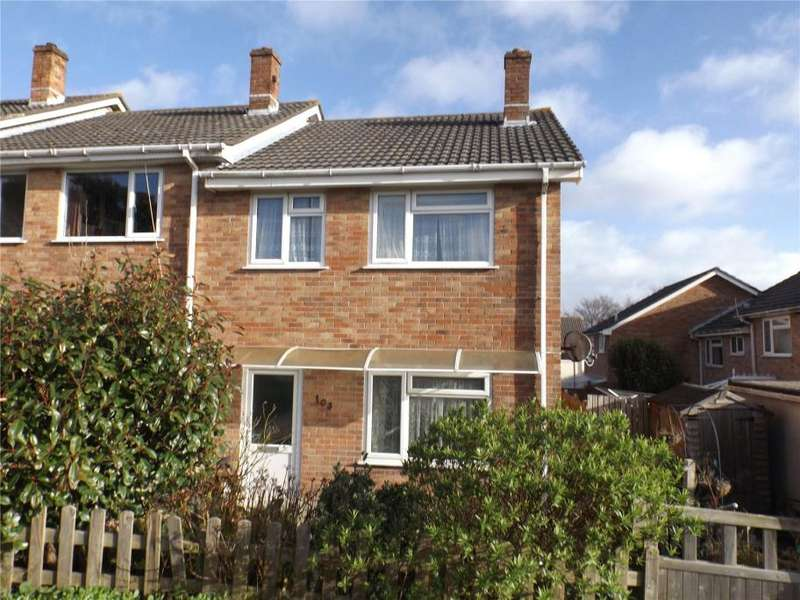 3 Bedrooms End Of Terrace House for sale in Old Roselyon Road, St Blazey, Par