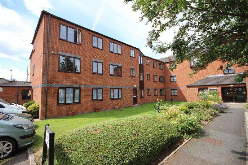 2 Bedrooms Retirement Property for sale in Fonteine Court, Ross-on-Wye