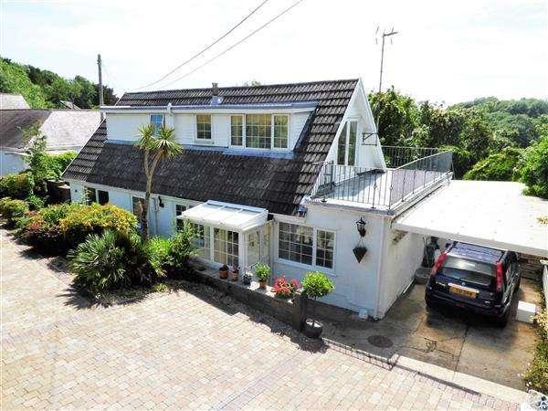 3 Bedrooms Detached House for sale in Pennard Road, Bishopston, Swansea