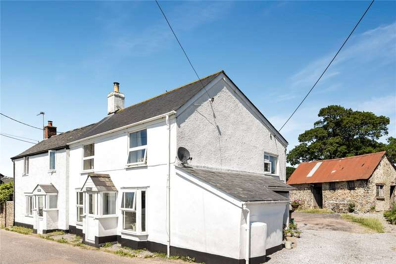 3 Bedrooms House for sale in Whitford Road, Musbury, Axminster, Devon, EX13