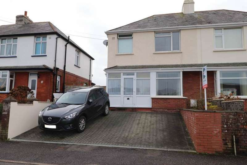 3 Bedrooms Semi Detached House for sale in Pilton, Barnstaple