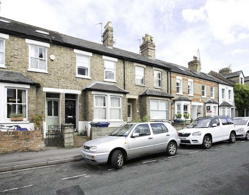 5 Bedrooms Terraced House for rent in STUDENT LIVING off Abingdon Road OX1