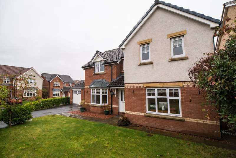 4 Bedrooms Detached House for sale in Craigallan Park, Bo'ness, Stirlingshire, EH51