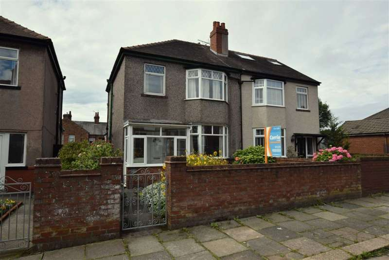 3 Bedrooms Semi Detached House for sale in Victoria Avenue, Barrow-in-Furness, Cumbria
