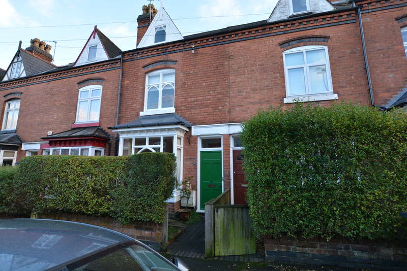 3 Bedrooms Terraced House for sale in Regent Road, Harborne