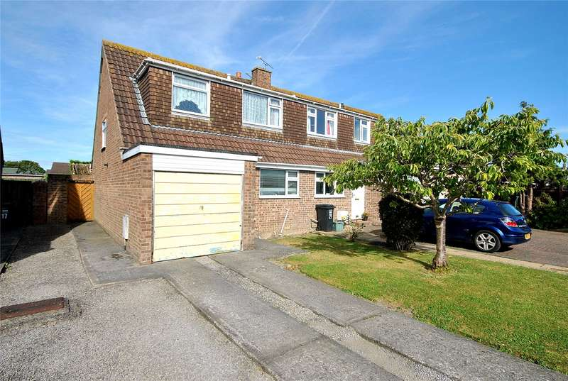 3 Bedrooms Property for sale in Fulmar Road Worle Weston-super-Mare BS22