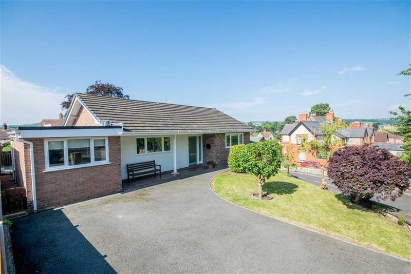 3 Bedrooms Detached Bungalow for sale in Bryn Coch, Ruthin