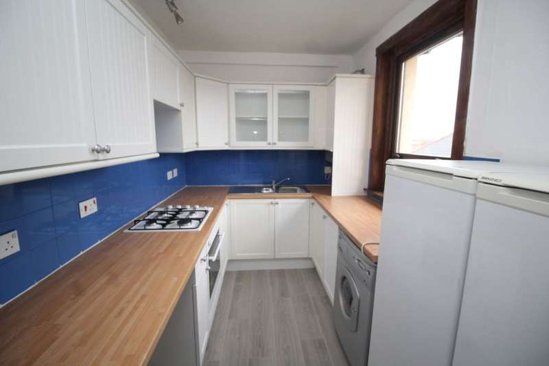 2 Bedrooms Flat for sale in Crossgreen Drive, Uphall, Broxburn, EH52
