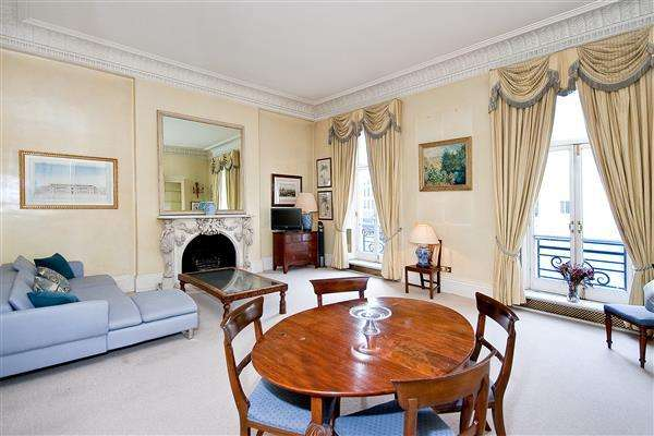 1 Bedroom Flat for sale in CHESHAM PLACE, BELGRAVIA, SW1