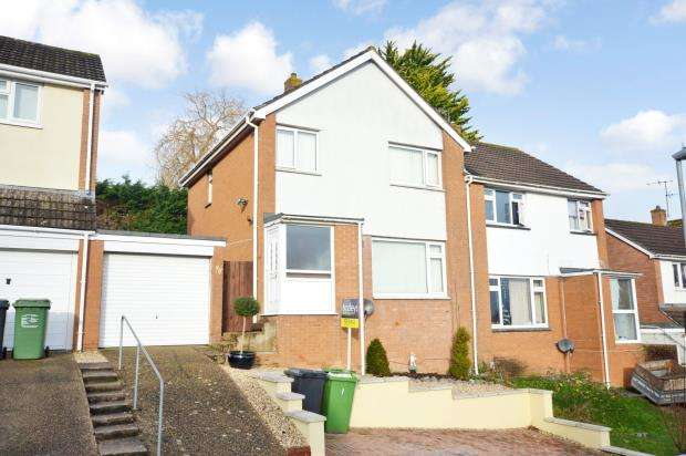 3 Bedrooms Semi Detached House for sale in Gloucester Road, Exeter, Devon