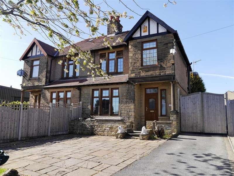 3 Bedrooms Semi Detached House for sale in Halifax Road, Wibsey, Bradford, BD6 2JY