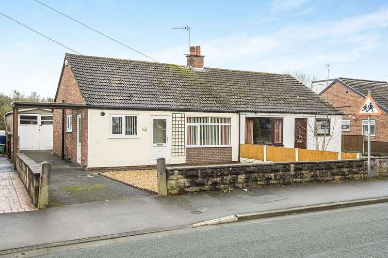 2 Bedrooms Semi Detached Bungalow for rent in Old Hall Drive, Bamber Bridge, Preston, PR5