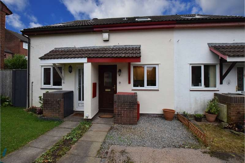 1 Bedroom Terraced House for sale in Tintagel Close, Thornhill, Cardiff. CF14 9AS
