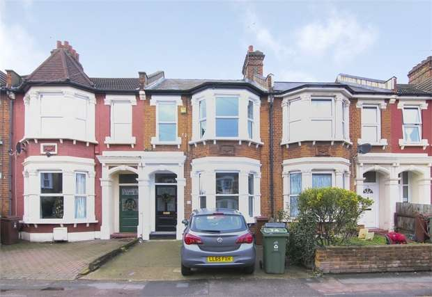 3 Bedrooms Terraced House for sale in Shernhall Street, Walthamstow, London