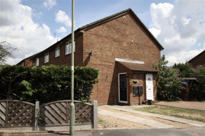 1 Bedroom End Of Terrace House for sale in Jarvis Close, Barnet, Herts, EN5