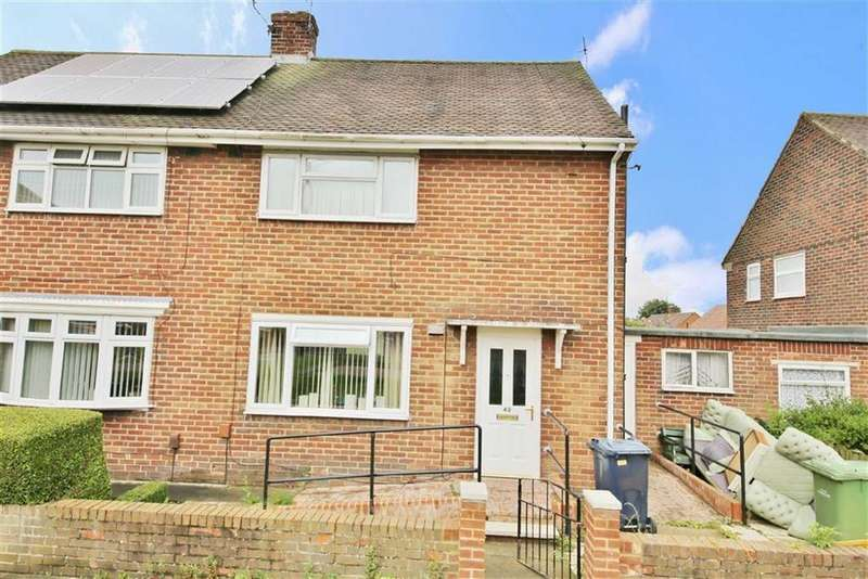 2 Bedrooms Semi Detached House for sale in Partick Road, Pennywell, Sunderland, SR4