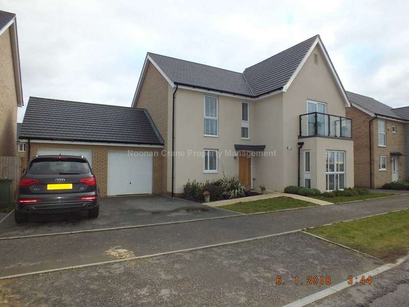 5 Bedrooms Detached House for rent in Beaufort Road, Great Cambourne
