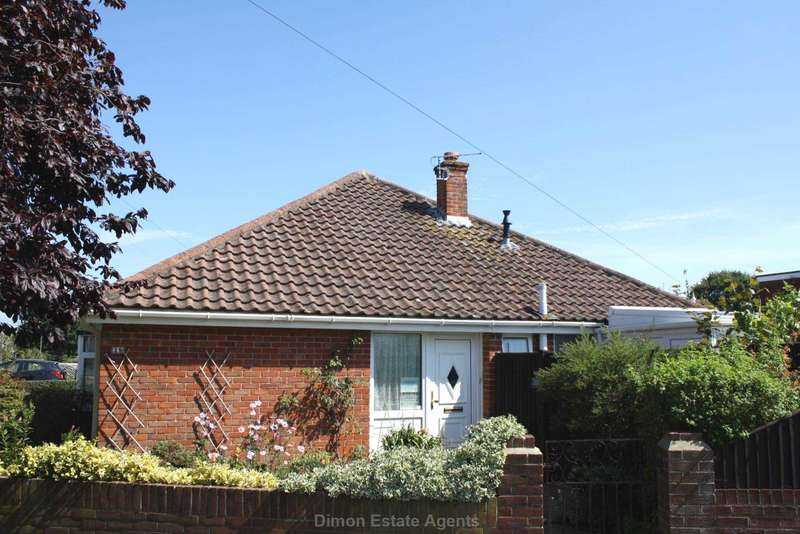 2 Bedrooms Semi Detached Bungalow for sale in Brookers Lane, Gosport
