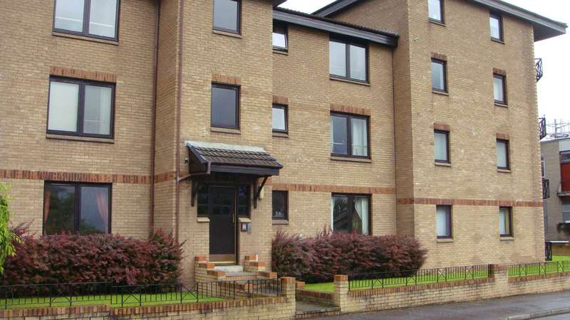 2 Bedrooms Flat for rent in Southbank Drive, Kirkintilloch