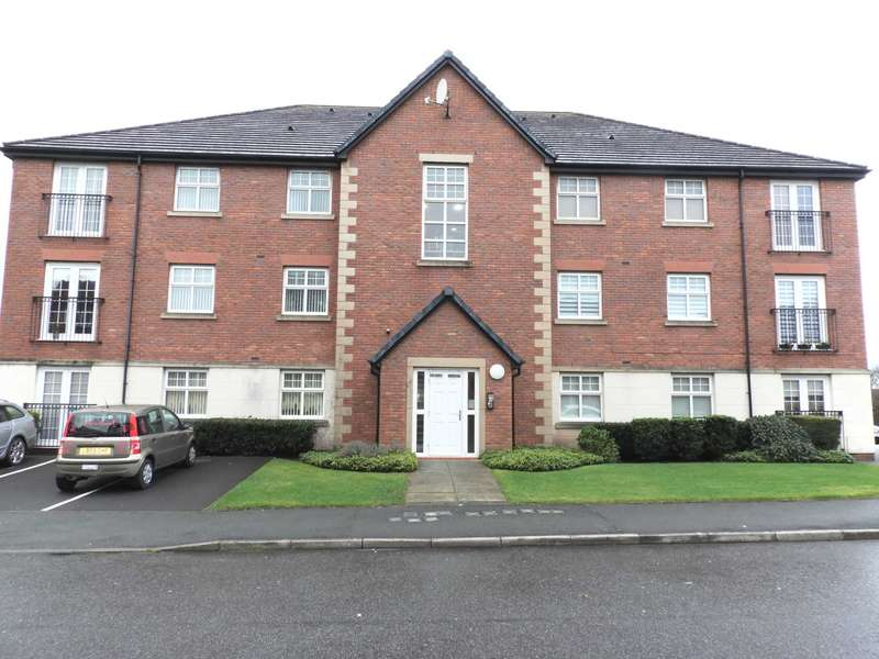 2 Bedrooms Apartment Flat for sale in Clements Way, Liverpool