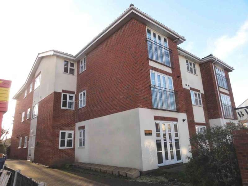 2 Bedrooms Apartment Flat for rent in London Road, Hadleigh