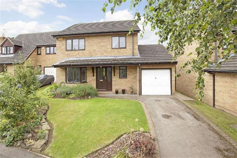 4 Bedrooms Detached House for sale in Pecketts Holt, Harrogate, North Yorkshire