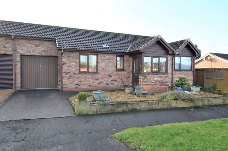 2 Bedrooms Semi Detached Bungalow for sale in Twining Brook Road, Cheadle Hulme