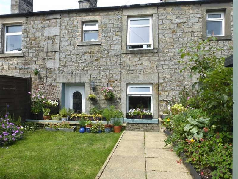 2 Bedrooms Terraced House for sale in Makinsons Row, Galgate Lancaster, LA2