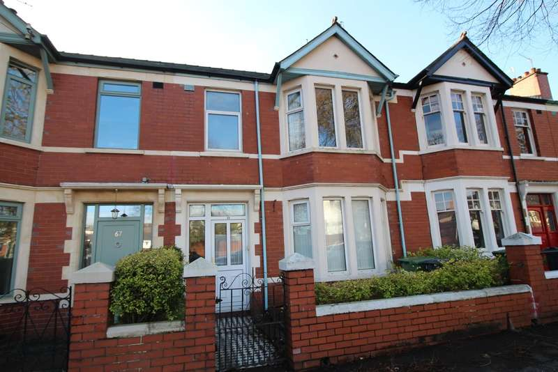 3 Bedrooms Terraced House for sale in Maindy Road, Cardiff