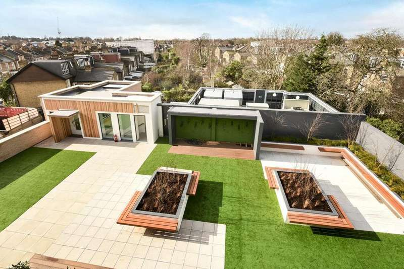 2 Bedrooms Flat for sale in Lordship Lane, East Dulwich