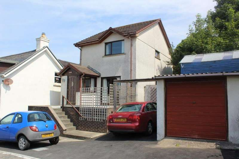 2 Bedrooms House for sale in Pwllhobi, Llanbadarn Fawr, SY23