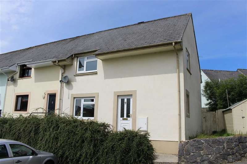 3 Bedrooms Terraced House for sale in Garfield Gardens, Narberth, Pembrokeshire