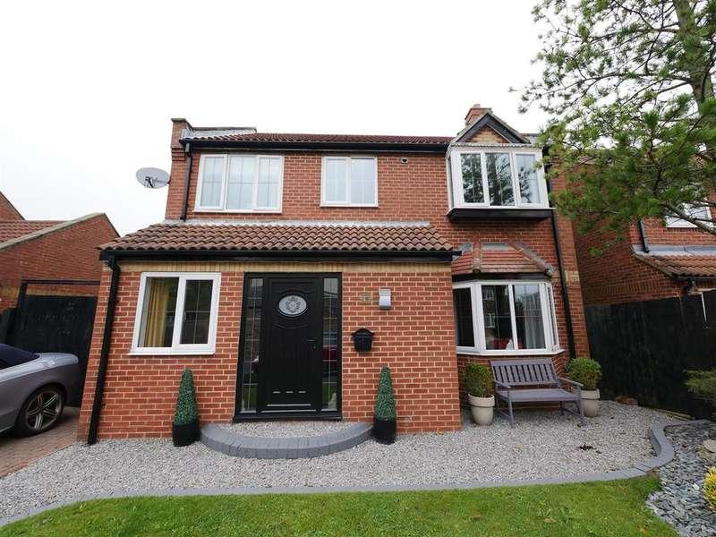 4 Bedrooms Detached House for sale in Hilltop Garden, Tunstall, Sunderland