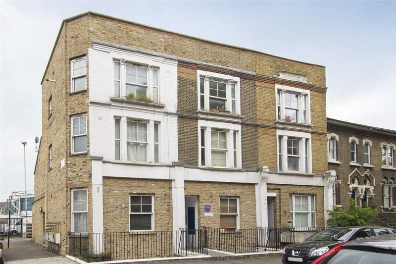 2 Bedrooms Flat for sale in Clarence Road, London, E5